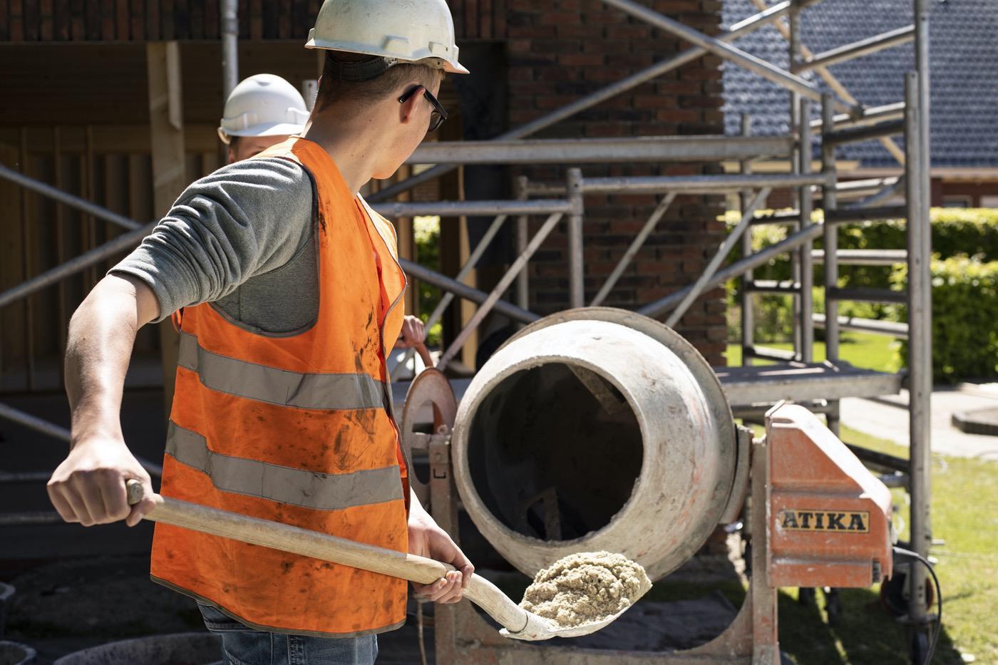 Uitzendbureau voor bouw personeel