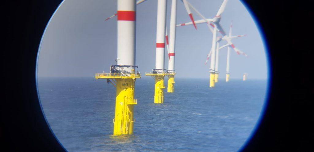 Offshore wind opleidingen